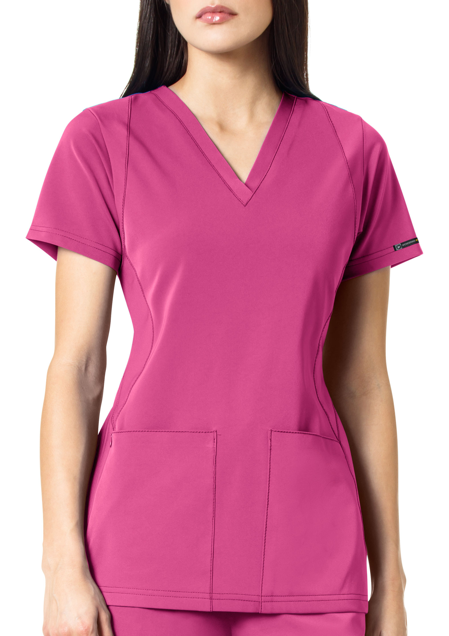 Wonder Wink HP Ladies Sync V-Neck Scrub
