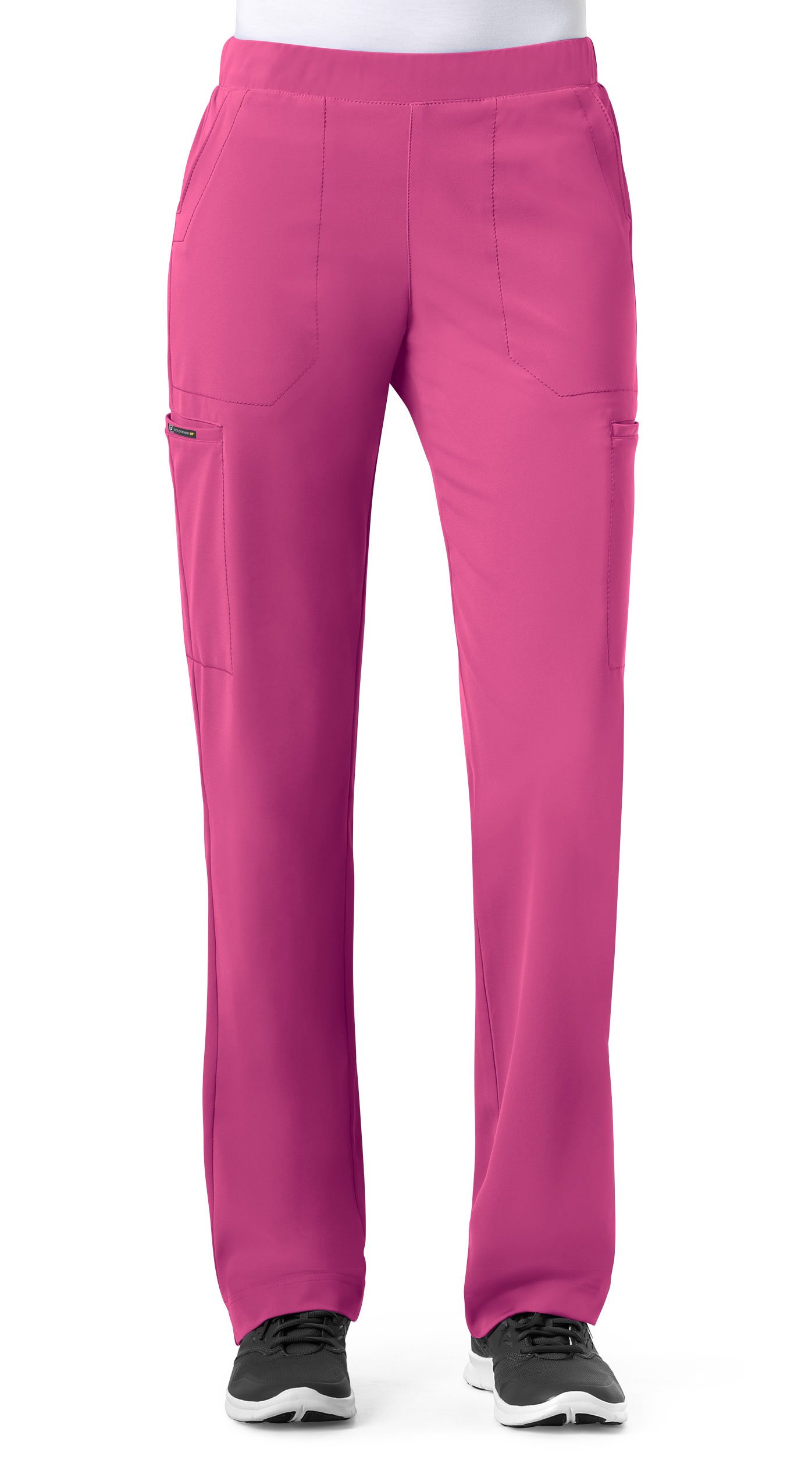 Ladies Wonder Wink Hybrid Modern Pull On Scrub Pant