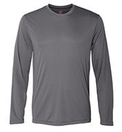 Custom Hanes Adult Cool Dry Long Sleeve Performance Tee