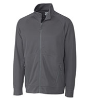 Mens Big and Tall Peak CB Water Tech Full-Zip Jacket