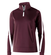 Custom Holloway Ladies Determination Pullover