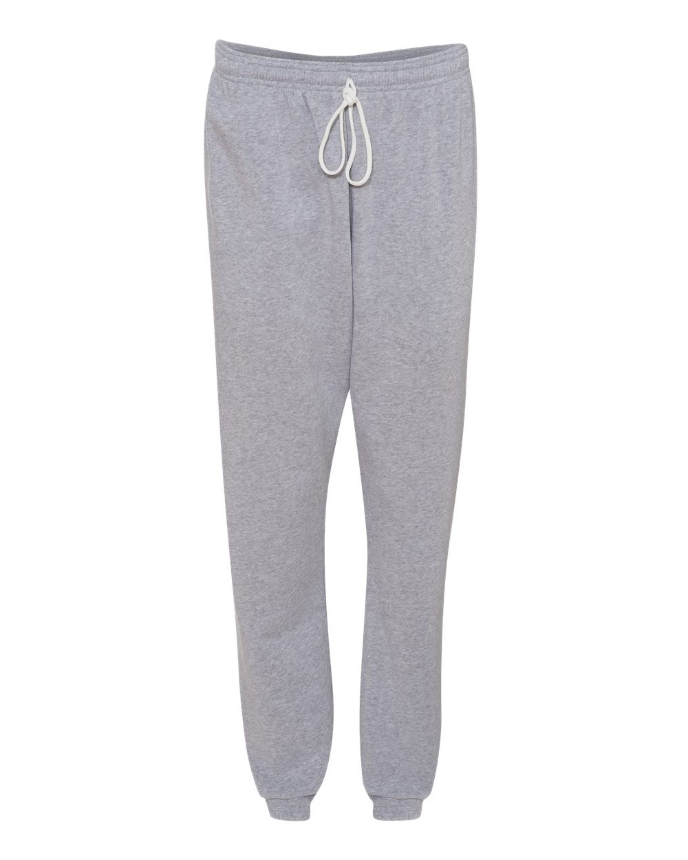 Bella + Canvas Unisex Long Scrunch Fleece Pant