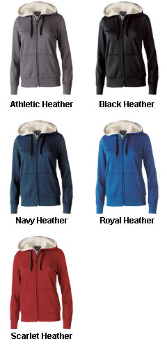 Ladies Artillery Sherpa Jacket - All Colors