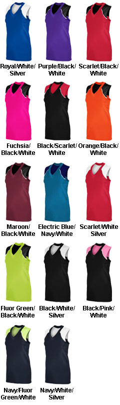 Girls Comebacker Softball Jersey - All Colors