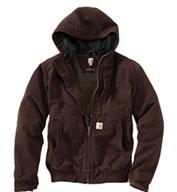 Custom Carhartt Mens Full Swing Armstrong Active Jacket