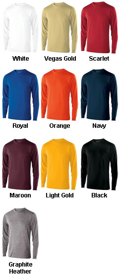 Youth Gauge Shirt Long Sleeve - All Colors