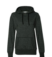 Custom Youth Glitter French Terry Hooded Pullover