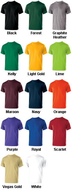 Adult Gauge Shirt Short Sleeve - All Colors