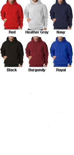 Adult Tall Pullover Hoodie - All Colors