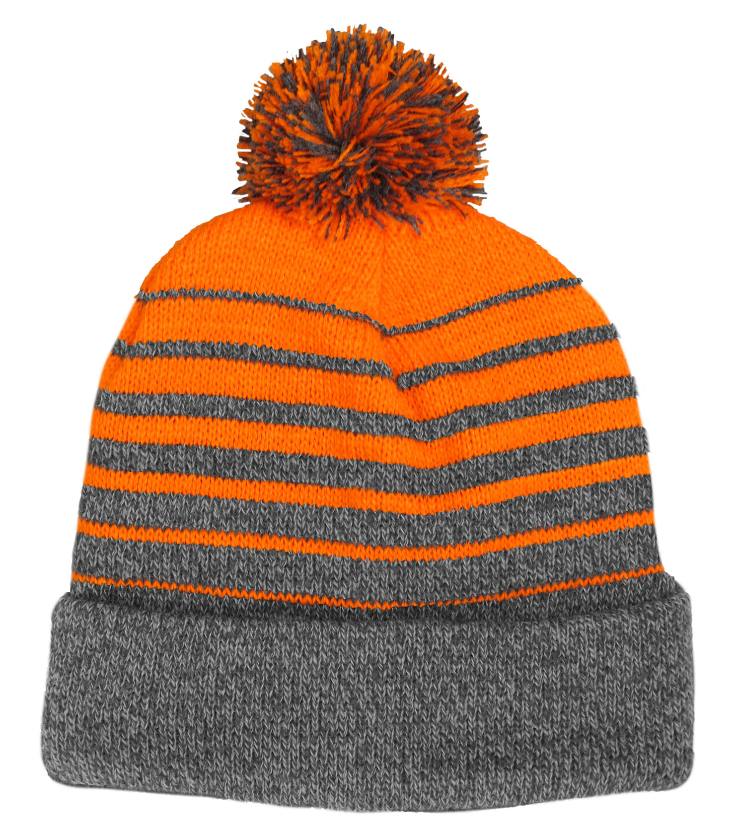 Pennant Gradient Beanie Made In USA