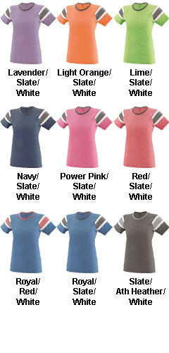 Girls Fanatic Tee - All Colors