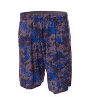 Custom A4 Youth Camo Performance Short