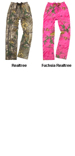 Adult Realtree Flannel Pants - All Colors