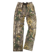 Custom Adult Realtree Flannel Pants