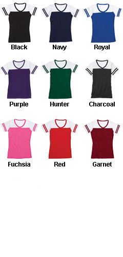 Youth Powder Puff Tee - All Colors