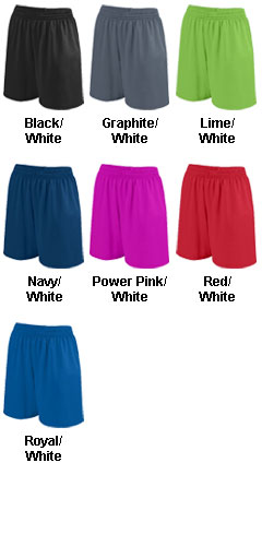 Ladies Shockwave Short - All Colors