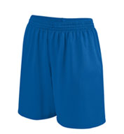 Custom Augusta Youth Girls Shockwave Short