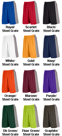Womens Mettle Basketball Shorts - All Colors