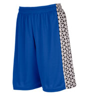 Custom Teamwork CLOSEOUT - Womens Mettle Basketball Shorts