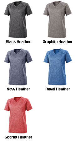 Ladies Electrify 2.0 Shirt V-Neck Short Sleeve - All Colors
