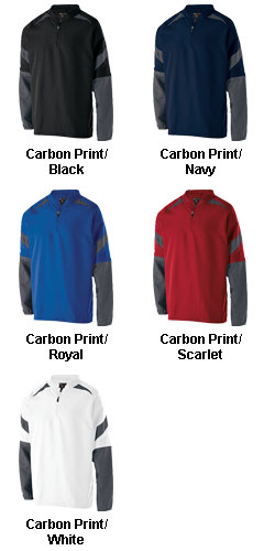 Adult Pitch Pullover Convertible - All Colors