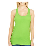 Custom Threadfast Apparel Ladies Spandex Performance Racer Tank