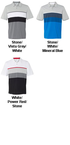 Adidas Climacool® Engineered Stripe Sport Shirt - All Colors