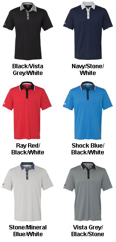 Mens Adidas Climacool® Performance Polo - All Colors