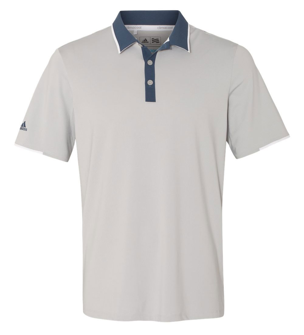 Mens Adidas Climacool® Performance Polo