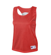 Custom Champion Youth Girls Reversible Pinnie