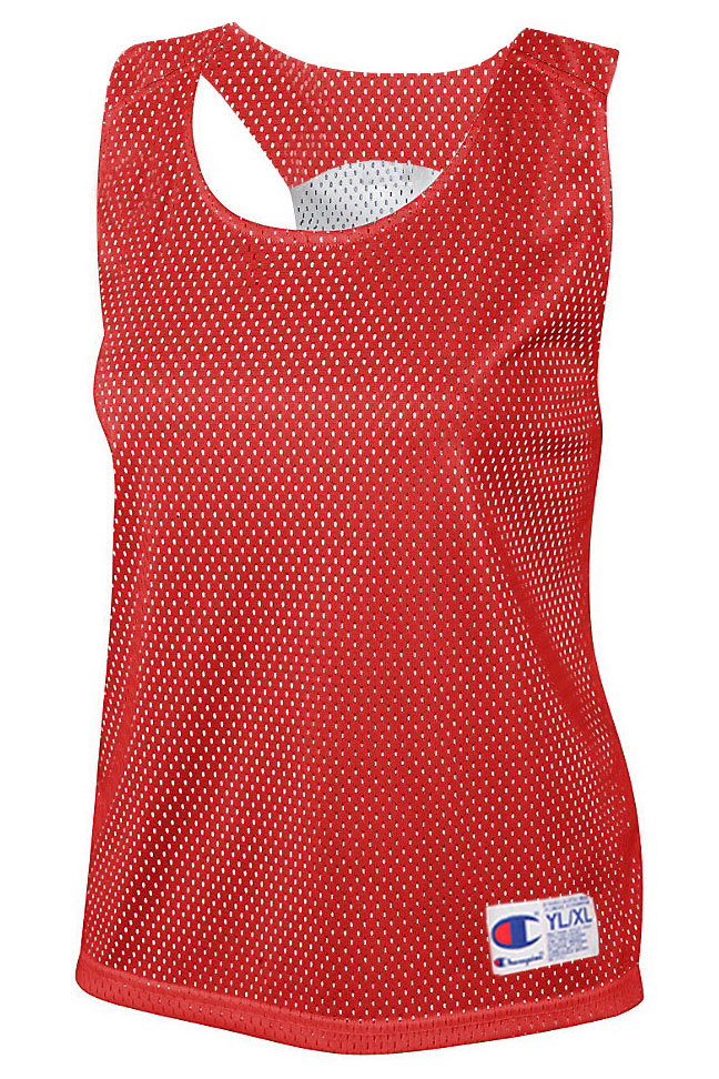 Champion Youth Girls Reversible Pinnie