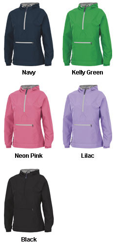 Womens Chatham Anorak Solid Jacket  - All Colors