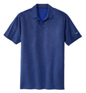 Custom Nike Golf Dri-Fit Crosshatch Polo