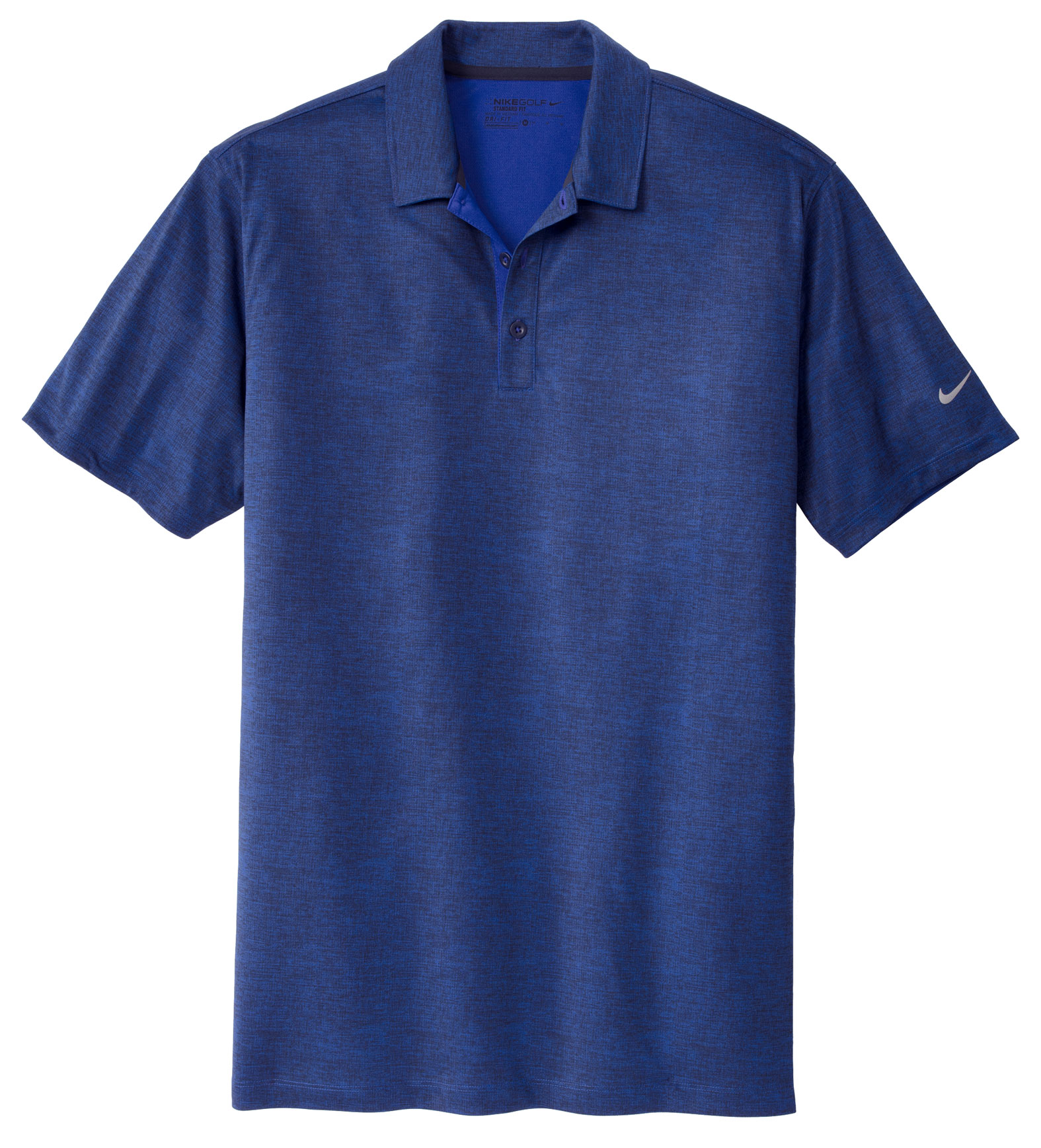 Nike Golf Dri-Fit Crosshatch Polo