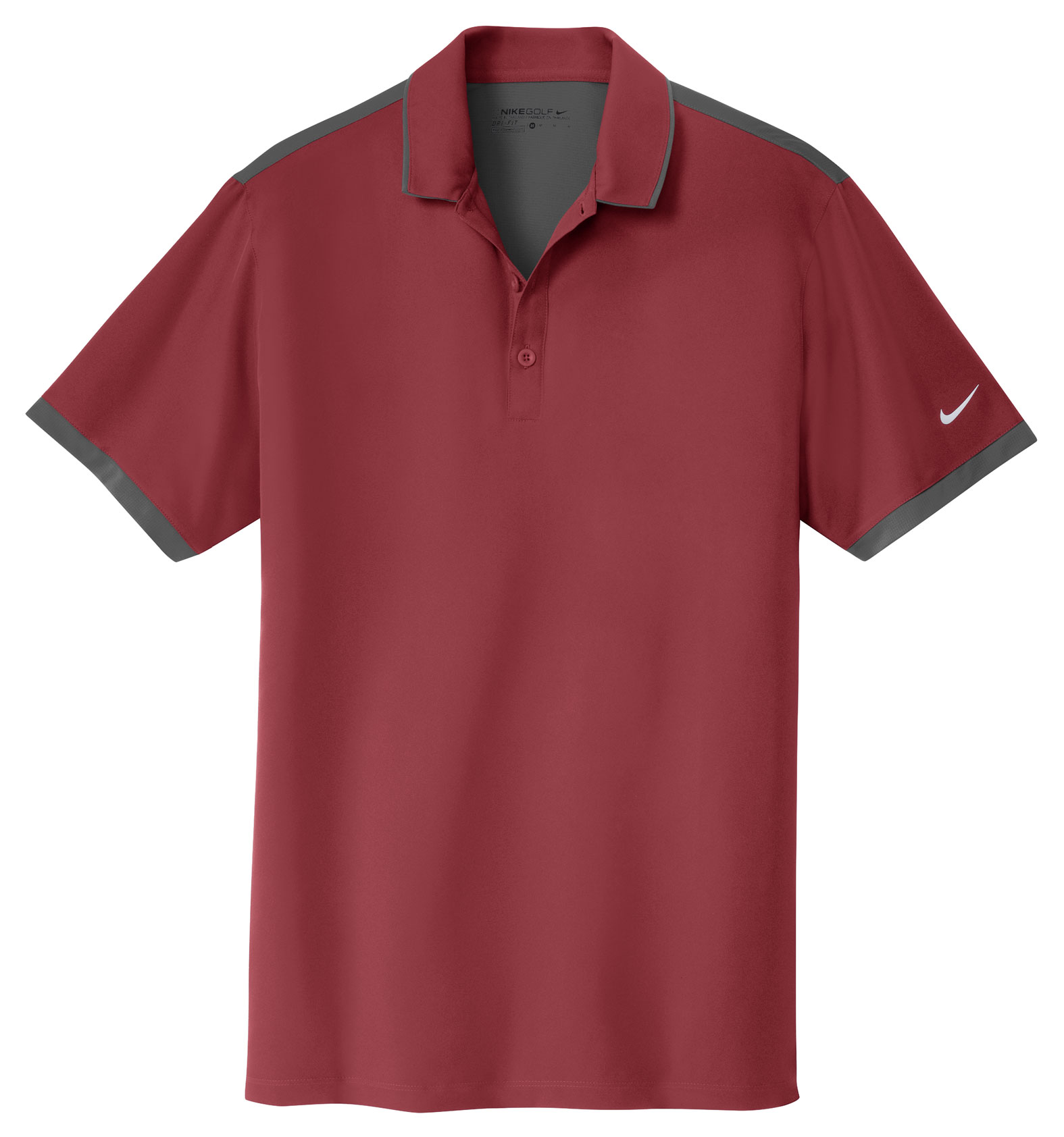 Nike Golf Dri-FIT Mens Stretch Woven Polo