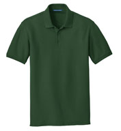 Custom Port Authority® Mens Core Classic Pique Polo