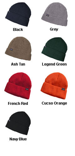Patagonia Fishermans Rolled Beanie - All Colors