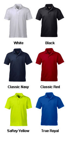 Youth Origin Performance Pique Polo - All Colors