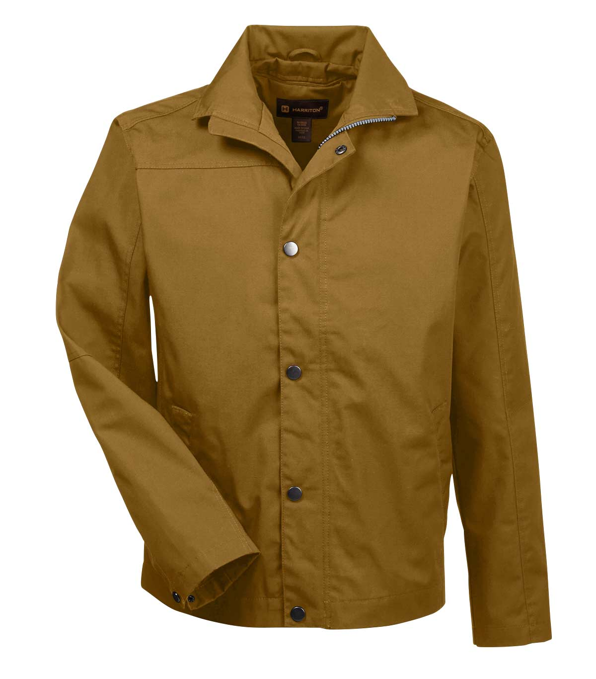Mens Auxiliary Canvas Work Jacket