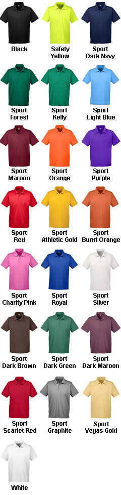 Mens Command Polo - All Colors