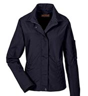 Ladies Auxiliary Canvas Work Jacket