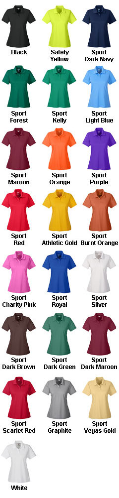 Ladies Command Polo - All Colors