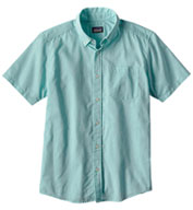 Custom Patagonia Mens Lightweight Bluffside Shirt