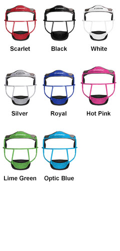 The Grill - Defensive Fielders Facemask - All Colors