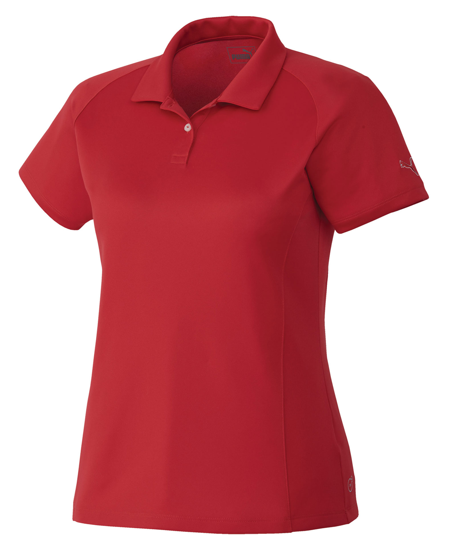 Puma Womens ESS Golf Polo 2.0