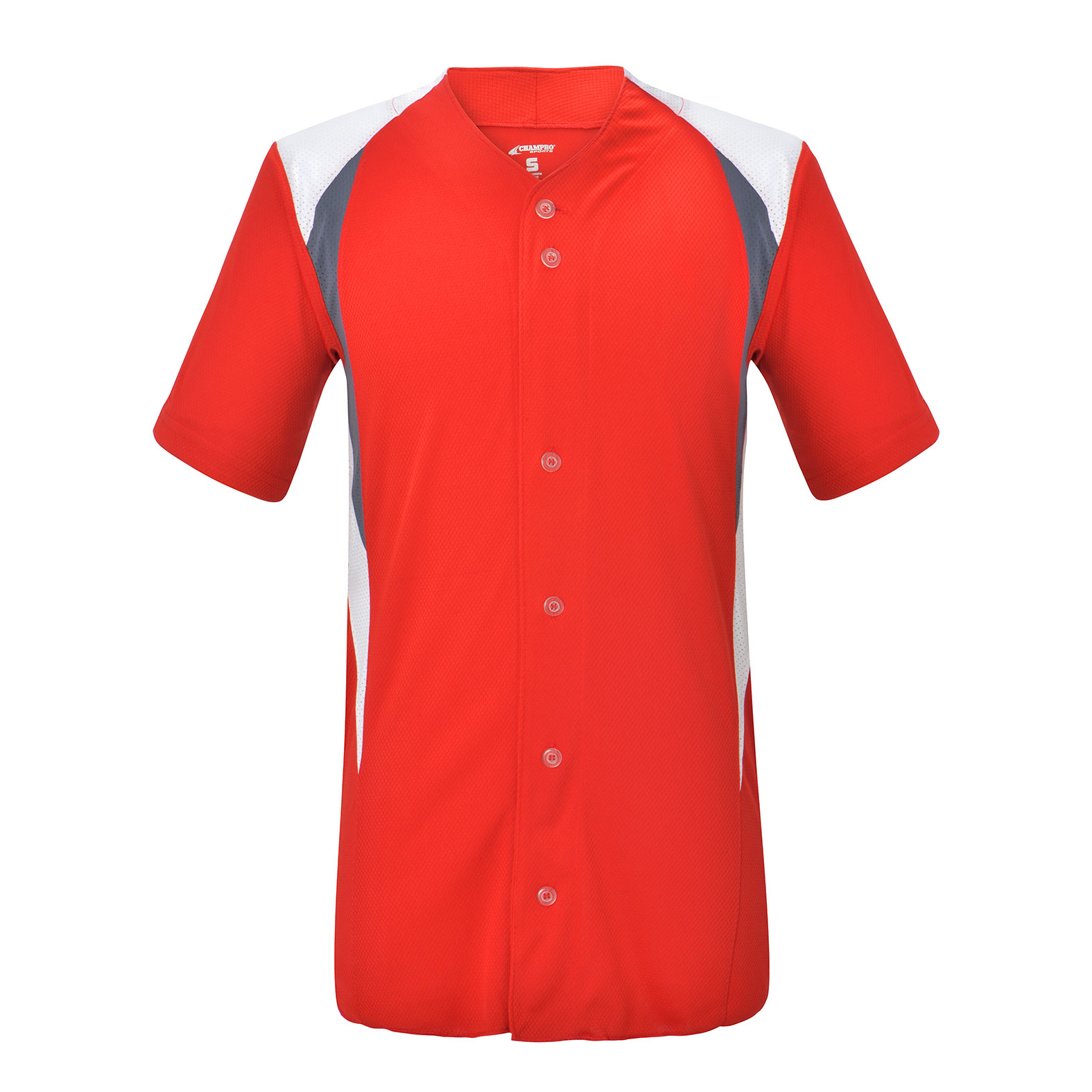Adult Bull Pen Full Button Jersey