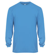 Custom Badger Mens Ultimate Softlock™ Long Sleeve Tee