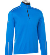 Callaway Water-Repellent 1/4-Zip Mock