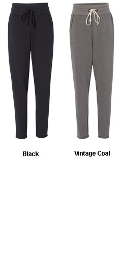 Alternative Womens Vintage Sport French Terry Relay Race Pants - All Colors