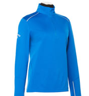 Callaway Ladies Water-Repellent 1/4-Zip Mock